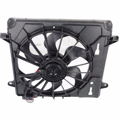 ventilador de radiador jeep wrangler 2007 - 2012 nuevo!!!
