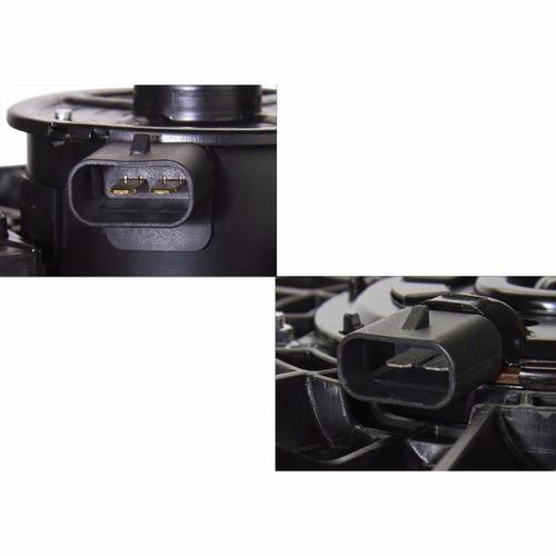 ventilador de radiador lacrosse v6 2008 - 2008 nuevo!!!