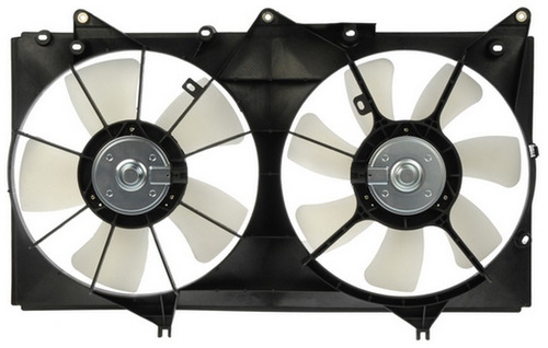 ventilador de radiador lexus es330 3.3l v6 2004 - 2006