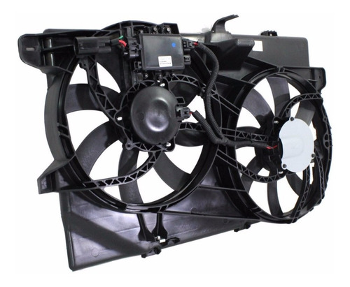 ventilador de radiador lincoln mkx 2007 - 2013 no remolque