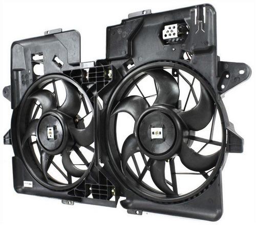 ventilador de radiador mazda tribute 3.0l v6 2001 - 2004