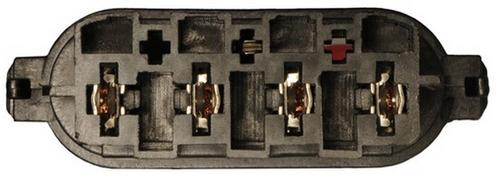 ventilador de radiador mercury milan 2006 - 2009 nuevo!!!