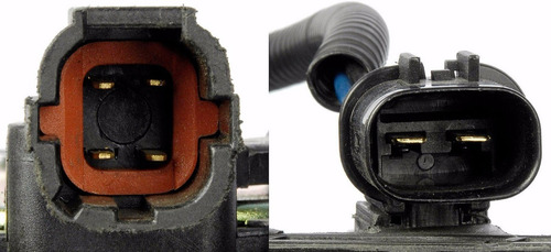 ventilador de radiador mitsubishi outlander 2007 - 2008