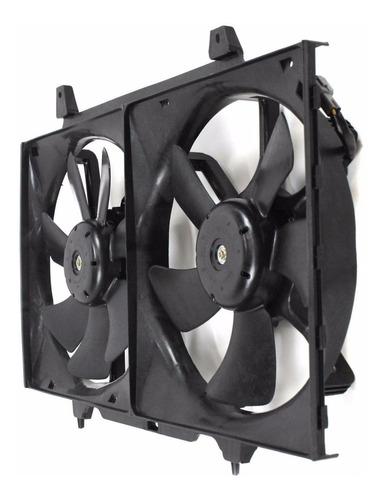 ventilador de radiador nissan altima 1998 - 2001 nuevo!!!