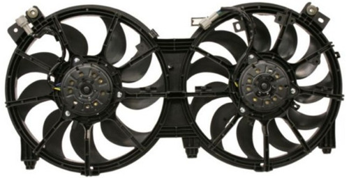ventilador de radiador nissan altima 2007 - 2012 nuevo!!!