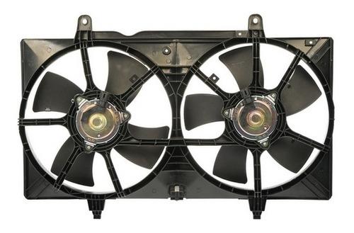 ventilador de radiador nissan altima 3.5l v6 2002 - 2006