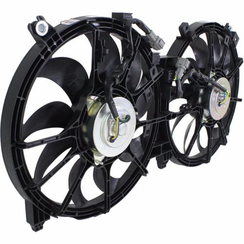 ventilador de radiador nissan maxima 2009 - 2014 nuevo!!!