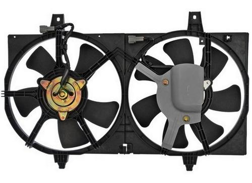ventilador de radiador nissan sentra 1.8l 2.0l 2000 - 2001