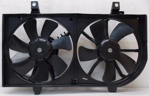 ventilador de radiador nissan sentra 1.8l l4 2002 - 2006