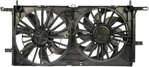 ventilador de radiador pontiac montana 3.9l v6 2006 - 2009