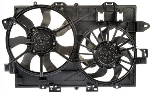 ventilador de radiador pontiac torrent 3.4l v6 2006 - 2008