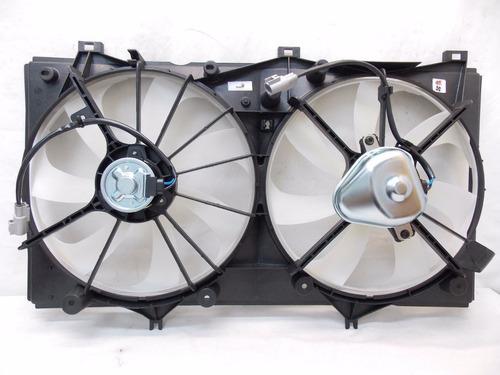 ventilador de radiador toyota camry 2.4l l4 2007 - 2009