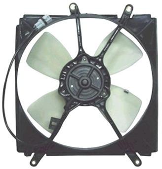 ventilador de radiador toyota rav4 2.0l 1996 - 2000 nuevo!!!