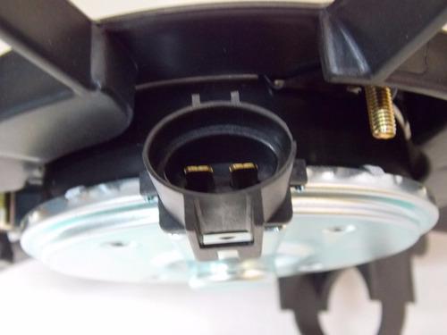 ventilador de radiador toyota rav4 2.4l / 2.5l 2006 - 2012