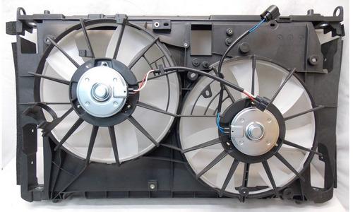 ventilador de radiador toyota rav4 v6 2006 - 2010 nuevo!!!
