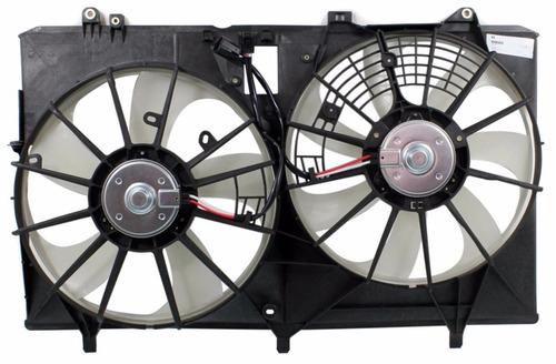 ventilador de radiador toyota sienna 3.5l v6 2011 - 2016