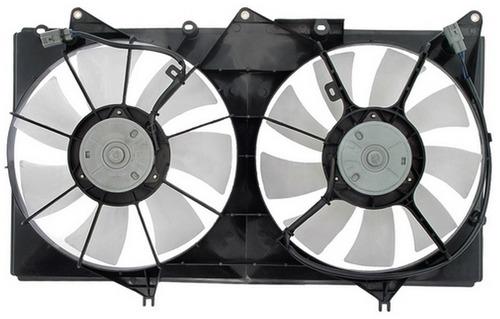 ventilador de radiador toyota solara 3.3l v6  2004 - 2008