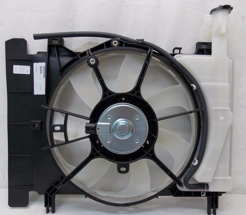 ventilador de radiador toyota yaris 2007 - 2014 nuevo!!!