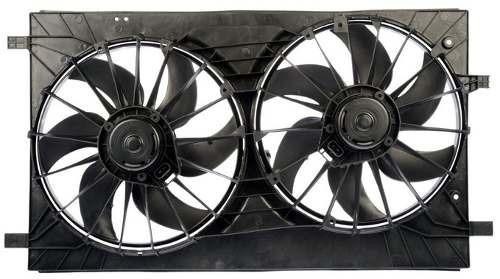 ventilador de radiador y a / a chrysler cirrus 2007 - 2010