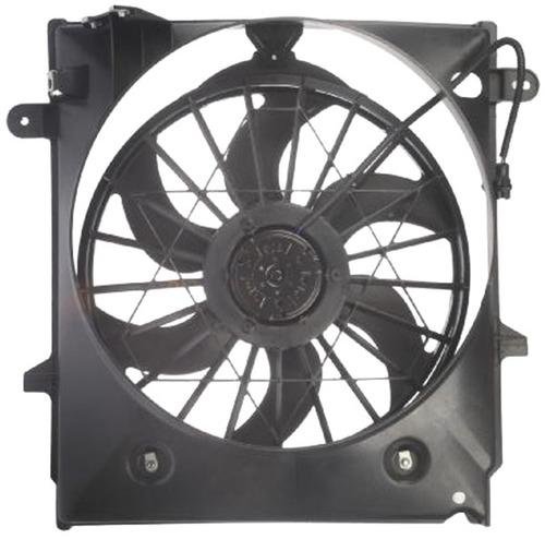 ventilador de radiador y a/c ford ranger 2001 - 2009 nuevo!!