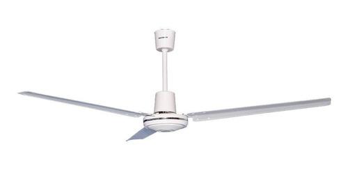 ventilador de techo 1 luz comercial kassel ks-vt561l mi casa