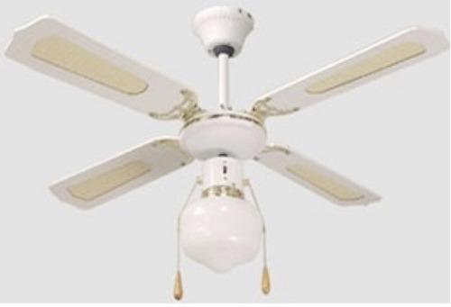 ventilador de techo 42 pulgadas color blanco envío gratis