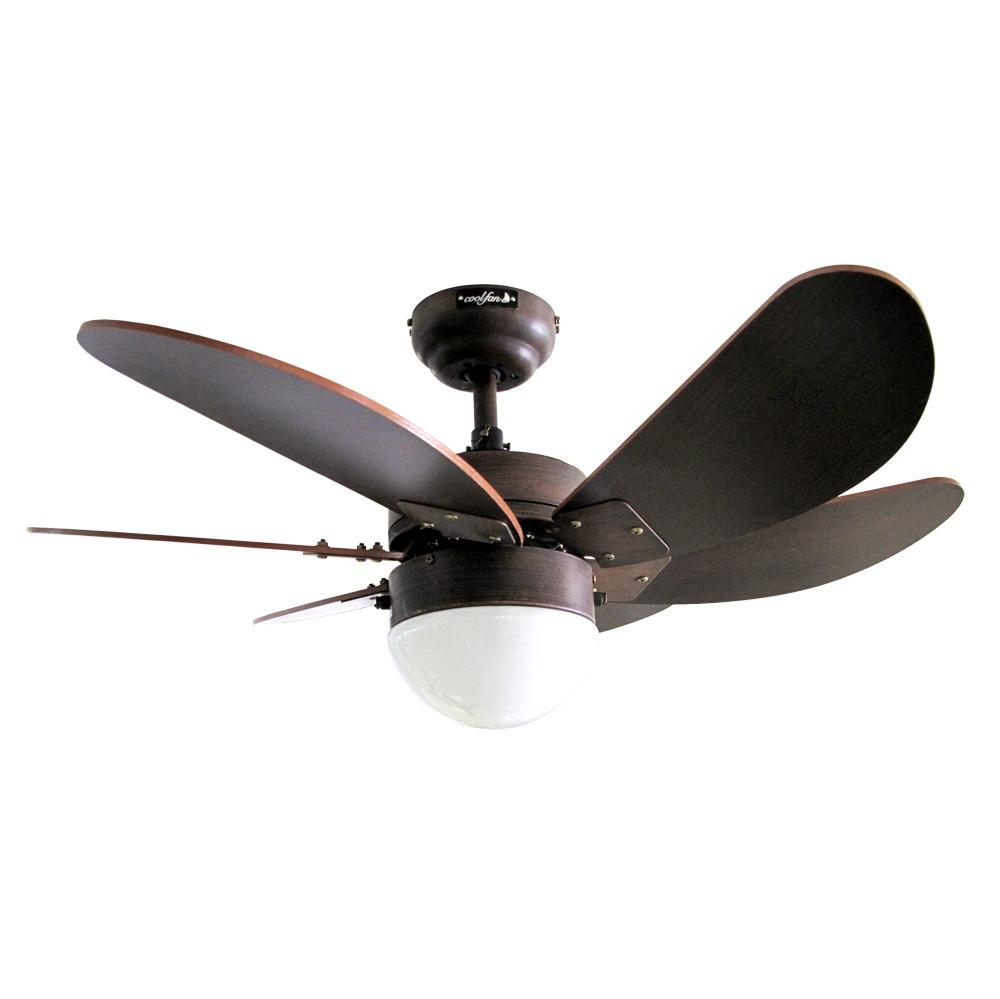 Ventilador de techo con l mpara 6 aspas de 30 1 en mercado libre - Lampara de techo con ventilador ...