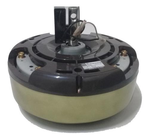 ventilador de techo cromado  kdk b56yg  garantía un año