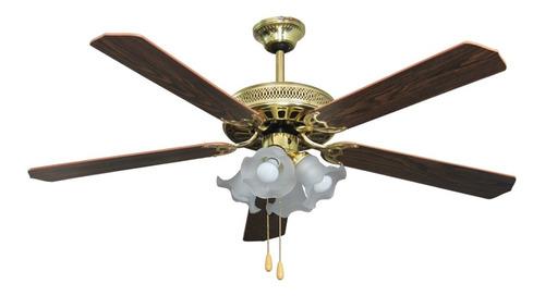 ventilador de techo futura df52-5c4l - diaril