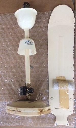ventilador de techo industrial usado 3 aspas