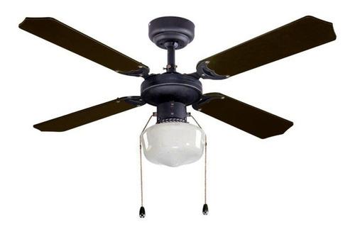 ventilador de techo panavox black envío a todo el país !!!