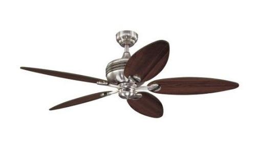 ventilador de techo  westing houreversible cinco hojas, 52