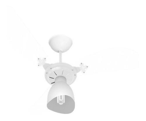 ventilador de teto 3 pás new cristal light venti delta 110v