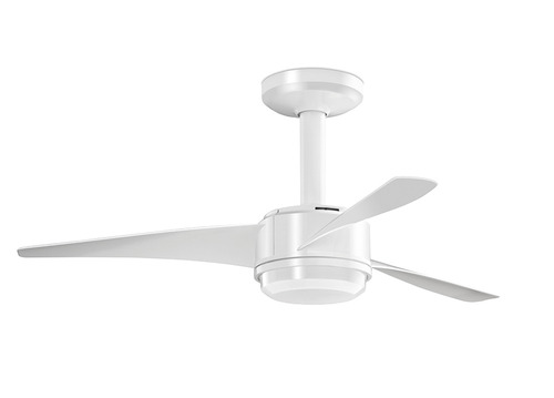 ventilador de teto luminaria maxi air 140w 220v - mondial