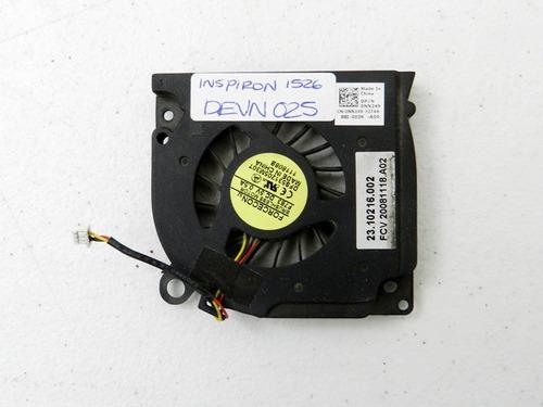 ventilador dell inspiron 1526 cn-0nn249-72744 devn025
