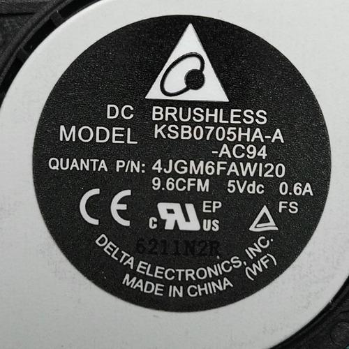 ventilador dell xps l501x  l502x  p/n w3m3p nuevo garantia