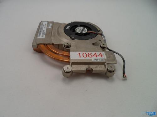 ventilador + disipador dell inspiron 1150 atdw007l100