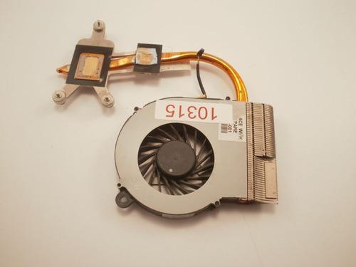 ventilador + disipador hp g42