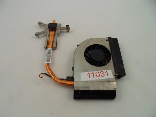 ventilador + disipador hp g61 582141-001