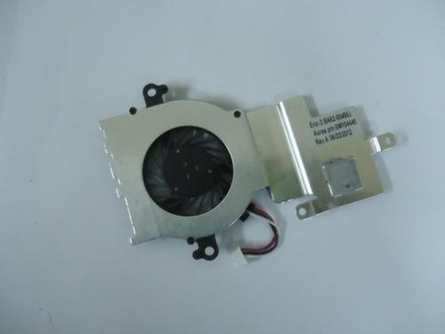 ventilador disipador samsung np n100s