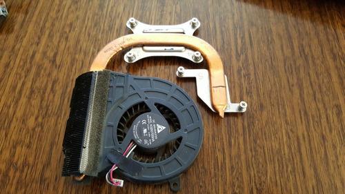ventilador + disipador samsung np300e
