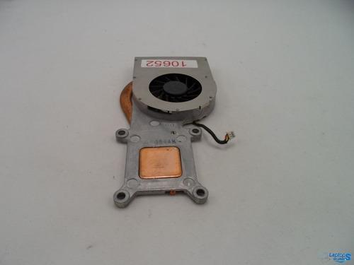 ventilador + disipador toshiba satelite m35x