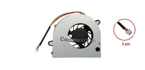 ventilador disipador toshiba satellite l500, l500d l505 l550