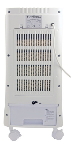 ventilador enfriador de aire berlina, 6 litros, 3 velocidade