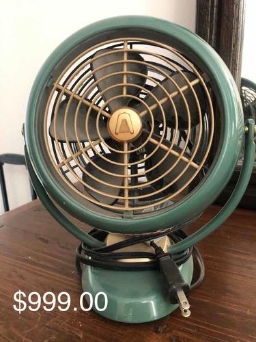 ventilador estilo antiguo