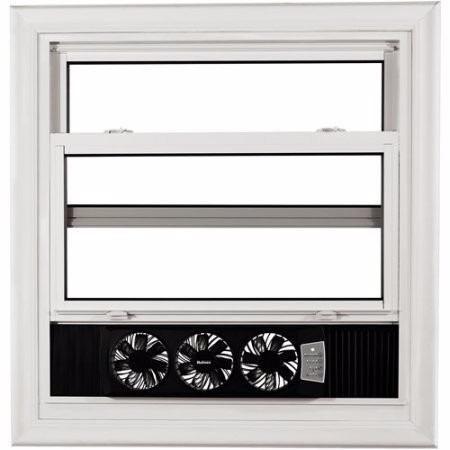 ventilador extractor de ventana holmes 3 velocidades 6454