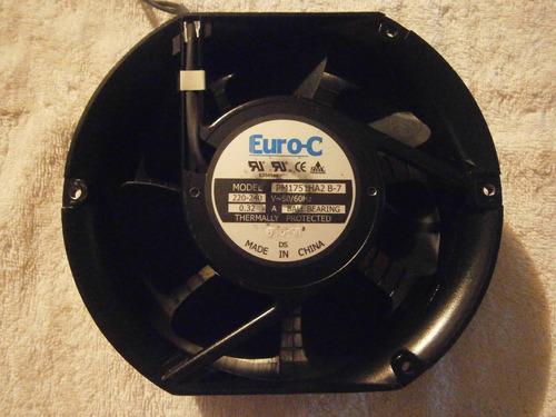 ventilador extractor fan cooler 220-240v 50/60hz (18x17x7)cm
