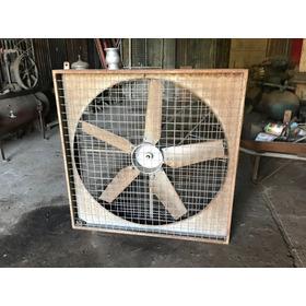 Ventilador Extractor Industrial 0.75 Hp