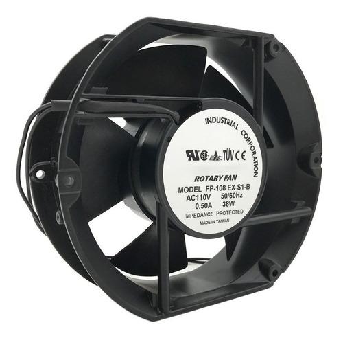ventilador fan cooler 17 x 15 x 5cm 220v