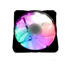 Ventilador Fan Cooler Segotep 12cm 120mm Rgb Multicolor Ds12